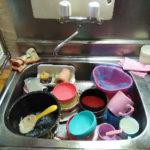 【残席6】洗い物ためて生活していませんか?