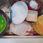 ストレス激減!食後の洗い物がラクになる方法!